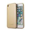Guess iPhone 6/7/8 Iridescent Hard hátlap, tok, arany