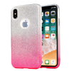 TOPTEL Back Case Bling iPhone 5 hátlap, tok, rózsaszín