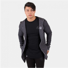 BOLDER SWEAT JACKET - BLACK (BLACK) [L]