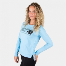 RIVIERA SWEATSHIRT - LIGHT BLUE (LIGHT BLUE) [S]