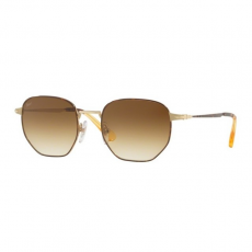 Persol PO2446S 107551 HAVANA GOLD CLEAR GRADIENT BROWN napszemüveg