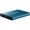 Samsung T5 500GB USB3.1 külső SSD kék