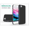 Nillkin Apple iPhone 8 hátlap - Nillkin Synthetic Fiber - fekete