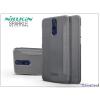 Nillkin Huawei Mate 10 Lite oldalra nyíló flipes tok - Nillkin Sparkle - fekete