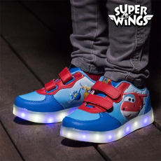 Super Wings LED Sportcipő, 29