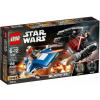 LEGO Star Wars 75196 - A-szárnyú vs. TIE Silencer Microfighters
