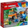 LEGO Juniors 10750 - Közúti szerelőkocsi