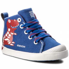 Geox Bokacipő GEOX - B Kilwi B. F B82A7F 010BC C0833 M Royal/Red