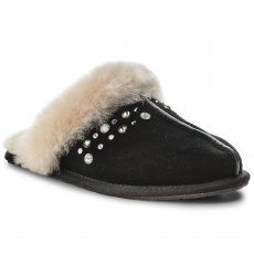UGG Zártpapucs UGG - W Scuffette II Studded Bling 1092306 W/Blk