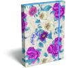 LizzyCard Füzetbox A/4 Cornell 35 Blue Leaves 17271635
