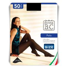 Calze B. C. Polo 50den Maxi mikroszálas harisnyanadrág 5 db/csomag