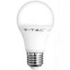 V-TAC 9W E27 A60 hideg fehér LED lámpa izzó - 7262