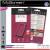 Myscreen Xiaomi MI4s - Képernyõvédõ fólia törlõkendõvel (1 db-os) CRYSTAL áttetszõ