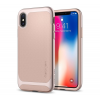 Spigen Neo Hybrid Apple iPhone X Pale Dogwood hátlap tok