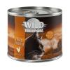 Wild Freedom 6x200g Wild Freedom Adult nedves macskatáp - Cold River - lazac & csirke