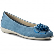 The Flexx Balerina THE FLEXX - Miss Poke A103/38 Denim/ Bluette