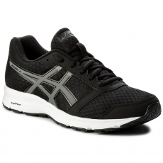 Asics Cipő ASICS - Patriot 9 T823N Black/Carbon/White 9097