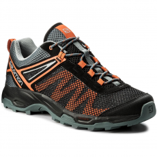 Salomon Bakancs SALOMON - X Ultra Mehari 401593 29 M0 Stormy Weather/Quarry/Scarlet Ibis