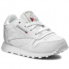 Reebok Cipő Reebok - Classic Leather Infants 50192 White