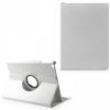 Apple iPad 9.7 (2017), mappa tok, elforgatható (360°), fehér