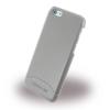 Cerruti 1881 iPhone 6/6S Smooth Split Leather hátlap, tok, bézs