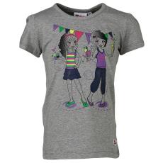 LEGO THEODORA303-915-146 - LEGO Wear Friends Theodora 303 lány szürke t-shirt 146-os méretben