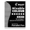"""Pilot Töltőtoll patron, PILOT """"Parallel Pen"""", fekete"""