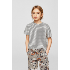 Mango Kids Gyerek Top Chapplin 110-164 cm