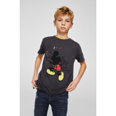 Mango Kids Gyerek T-shirt Mickey Mouse 116-164 cm