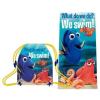 Disney Nemo and Dory Törölköző + Tornazsák szett