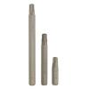 """Genius Tools ötágú lyukas torx bit, T-10, 88mm, 1/4"""""""
