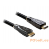 DELOCK 82739 HDMI Ethernet kábel 5m