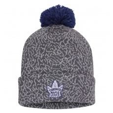 Mitchell & Ness Toronto Maple Leafs TĂŠli sapka Mitchell & Ness Vintage Crack Pattern Knit Hat