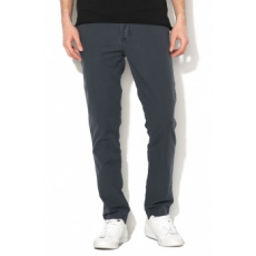 Pepe Jeans London , Harrison slim fit chino nadrág, Szénszürke, W32-L32 (PM210897-595-W32-L32)