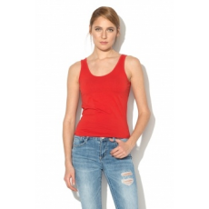 Haily's Haily's, Cami Linda kereknyakú top, Piros, XL (AM-0612001AW16-RED-XL)