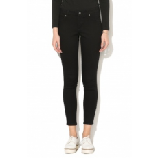 Cheap Monday , Mid Spray skinny farmernadrág, Fekete, W26-L27 (0264957-BLACK-W26-L27)