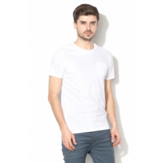 Jack Jones Jack&Jones, Wade slim fit póló, Fehér, XL (12133861-WHITE-XL)