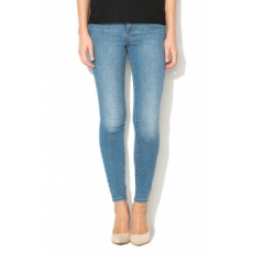 Vero Moda , Sophia skinny fit farmernadrág, Világoskék, S-L32 (10193330-LIGHT-BLUE-DENIM-S-L32)