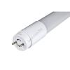 VTAC LED 10W/830 T8 cső 600mm 800lm 3000K 160° forgatható V-tac