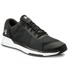 Under Armour Cipő UNDER ARMOUR - Ua Showstopper 1295774-001 Blk/Wht/Msv