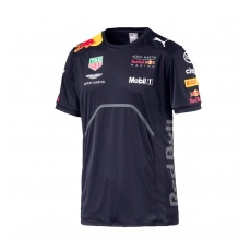 Puma Red Bull Racing fĂŠrfi póló navy F1 Team 2018 - XS