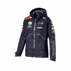 Puma Red Bull Racing fĂŠrfi kabát Rain navy F1 Team 2018 - XS