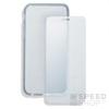 4smarts 360° Védő Szett Huawei P10 Plus szilikon hátlap tok + üveg védőfólia, átlátszó