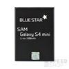 BlueStar Premium Samsung Galaxy S4 Mini/Ace 4 G357 (I9190) kompatibilis akkumulátor 2100mAh Li-ion