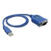 Trendnet TU-S9 USB A -> Serial RS-232 adapter 0.66m fehér