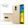 Nillkin Xiaomi Redmi 5 Plus hátlap képernyővédő fóliával - Nillkin Frosted Shield - gold