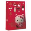 Ars Una Hello Kitty karácsonyi díszzacskó extra nagy