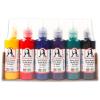SÜDOR Mona Lisa: 6 darabos akril textilfesték spray - 70 ml