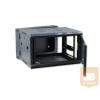 X-Tech - 12U fali rackszekrény 600x600 kétrészes