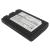 6140-01-499-7364 Vonalkódolvasó akkumulátor 3600 mAh